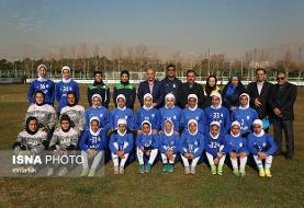 تعیین سرمربیان تیمهای ملی فوتبال زنان/ مریم ایراندوست هدایت بزرگسالان را برعهده گرفت