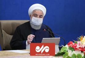 روحانی: رعایت پروتکلها باید به ۹۰ درصد برسد