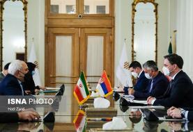 تاکید ایران و صربستان  بر توسعه همکاریهای اقتصادی