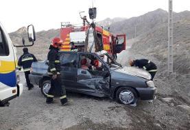 افزایش ۸۴ درصدی جانباختگان تصادفات رانندگی