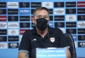 سسما: دیدار با النصر برای هر دو تیم مشکل است/تغییرات خواهیم داشت