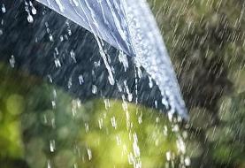 اختلاف دمای ۴۰ درجه ای ۲ شهر کشور/رگبار و رعد و برق و وزش باد شدید موقت در ۶ استان