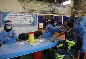 واکسیناسیون ۲۳۰ پاکبان دیگر در برابر کرونا