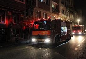 جزییات حادثه خوابگاه دختران در سعادتآباد تهران