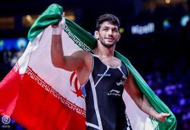 طلای آسیا بر گردن یزدانی و قاسمپور/ کشتی آزاد ایران با ۳ طلا، ۳ نقره و ۲ برنز قهرمان آسیا شد