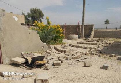 (ویدئو) لحظه وقوع زلزله در گناوه و واکنش مردم