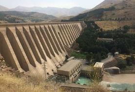 سدهای تهران ۳۱ میلیون مترمکعب آب کم دارند