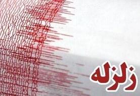 زلزله دوم در بوشهر/ بزرگی: ۴.۵