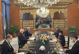تاکید ظریف برضرورت تسریع در نهایی کردن موافقنامه تعرفه ترجیحی بین ایران و اندونزی