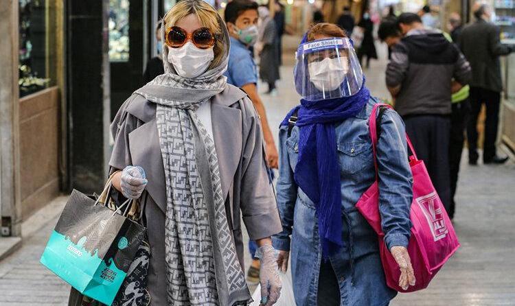 افزایش چشمگیر آمار روزانه مبتلایان کرونا در ایران
