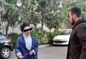 جنجال ویدئوی سیلی زدن به صورت روحانی؛ ۶ نفر در یک روز بازداشت شدند!