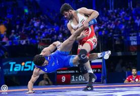 ۳ طلا و یک برنز در انتظار آزادکاران ایران در ۵ وزن دوم قهرمانی آسیا