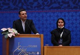 وقتی نایب رئیس زنان ایران قوانین فیفا را زیر سوال برد!