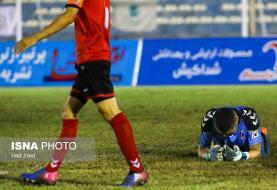 اردوی آمادگی تیم ملی فوتبال هفت نفره لغو شد