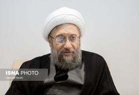 آملی لاریجانی: سردارحجازی مجاهدی خستگی ناپذیر بود