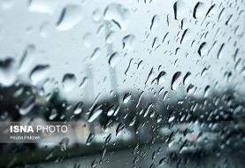 پیش بینی بارشهای پراکنده و وزش شدید باد در کردستان