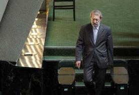 علی لاریجانی در پاستور دفتر دار شد