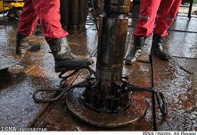 آخرین وضعیت حفر و تکمیل حلقه چاه نفت و گاز در ایران