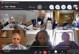 جلسه شرکت های ICT کنیا با اتحادیه صادرکنندگان صنعت مخابرات ایران برگزار شد