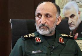 تشییع پیکر سردار حجازی در ستاد فرماندهی سپاه پاسداران