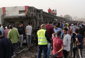 Egypt's second deadly rail accident in a month kills 11