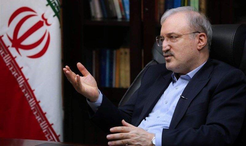 طرح استیضاح وزیر بهداشت ایران تکذیب شد