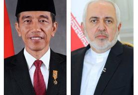 قدردانی ظریف از مواضع اندونزی در شورای امنیت برای حفظ برجام