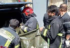۶ کشته در آتشسوزی کارگاه مبل سازی