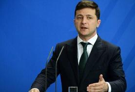 دعوت رییس جمهوری اوکراین از پوتین برای گفتوگوی مستقیم درباره صلح