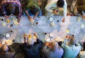 وزارت بهداشت: در روزهای کرونازده مراسم افطاری برگزار نکنید