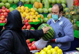 نرخ تورم نقطهای فروردین ماه در ایران به نزدیک ۵۰ درصد رسید