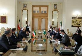 در دیدار ظریف و وزیر خارجه پاکستان چه گذشت؟