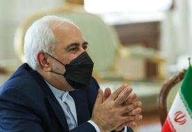 پیام توییتری ظریف به مناسبت روز سعدی