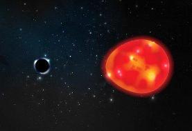 کشف نزدیکترین سیاهچاله به زمین