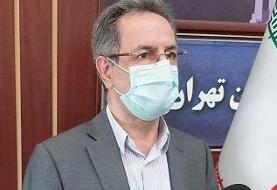 سیر صعودی مبتلایان کرونا در تهران