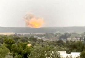 انفجار بزرگ در یک 'مرکز حساس' نظامی ساخت موتورهای موشک در اسرائیل
