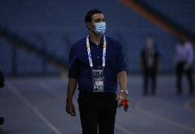 نکونام: به معنای واقعی تیم هستیم/ فوتبال ایران باید به فولاد افتخار کند