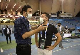 نکونام: فوتبال ایران باید به فولاد افتخار کند