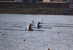 قایقرانی انتخابی المپیک/صعود آقامیرزایی و کاظمی به فینال کایاک یک نفره