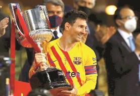 افشای وضعیت تمدید قرارداد مسی با بارسلونا