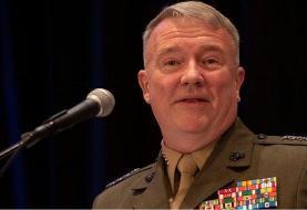 ژنرال مکنزی: ارتش افغانستان بعد از خروج آمریکا نیازمند حمایت است
