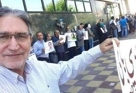 فعالان مدنی میگویند جان محمد نوریزاد 'در خطر است'