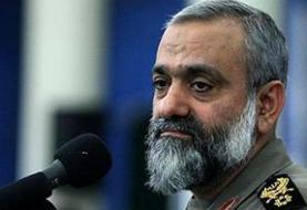 سردار نقدی: اسرائیل درباره انفجار در کارخانه موشک لاپوشانی میکند