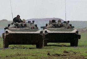 روسیه نیروهایش را از مناطق مرزی اوکراین عقب میراند