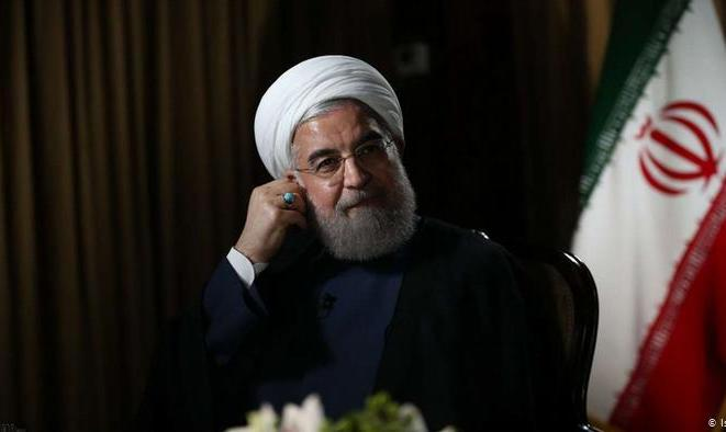 روحانی: عدهای از رفع تحریمها ناراحت هستند