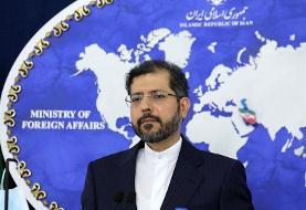 ایران: برای مبارزه با تروریسم در کنار پاکستان ایستادهایم