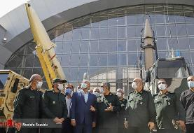 اینجا قلب سپاه در ساخت موشک های کروز و بالستیک است /درخشش هوافضای سپاه در ارتقای قدرت موشکی ...