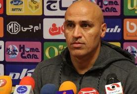 منصوریان: هدف سه ساله ما تثبیت در لیگ برتر است