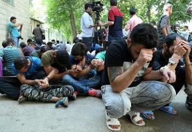 پاتک پلیس به مخفیگاه قماربازان در رشت/ ۱۲ نفر دستگیر شدند