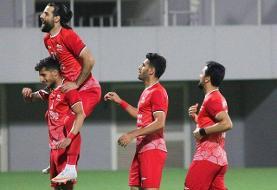 عباسزاده بهترین بازیکن روز آخر مرحله گروهی لیگ قهرمانان
